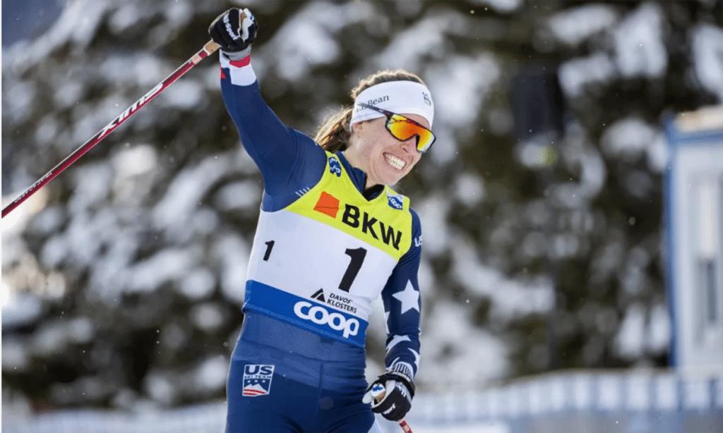 Rosie Brennan é favorita ao título do Tour de Ski