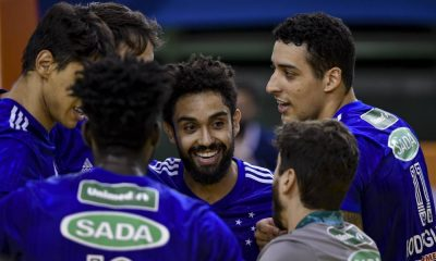 Cruzeiro Superliga masculina
