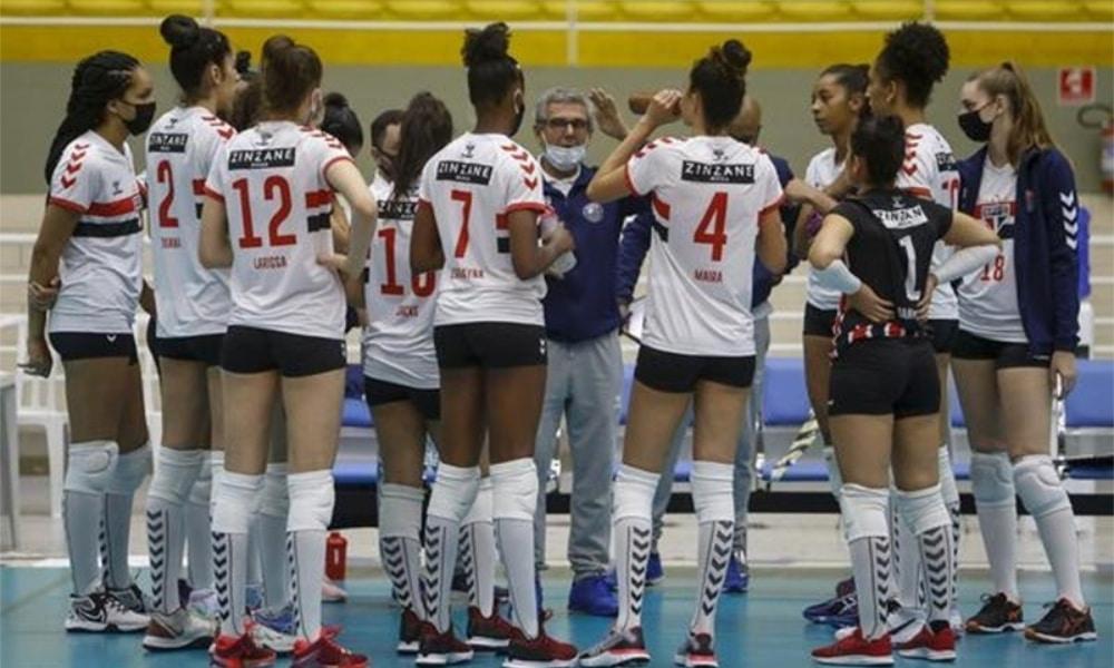 São Paulo/Barueri e São Caetano - Superliga feminina