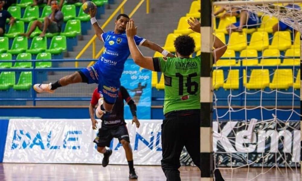Taubaté Pinheioros Liga Nacional de Handebol