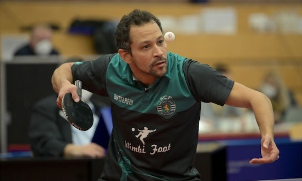 Thiago Monteiro - Bruna Takahashi - Gustavo Tsuboi - Eric Jouti - Champions League