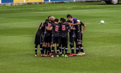 Corinthians e Vasco - Brasileiro Sub-20
