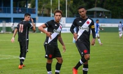 Vasco - Corinthians - Botafogo - Brasileiro Sub-20