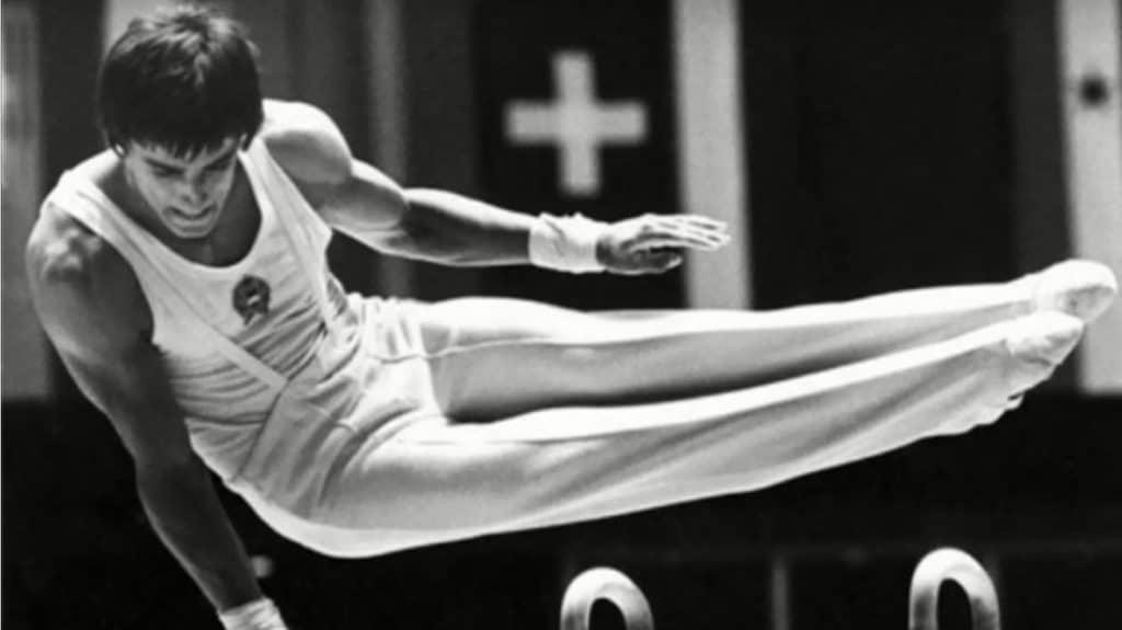 Zoltan Magyar história do cavalo com alças nos jogos olímpicos