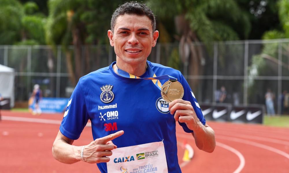 Altobeli quer o índice olímpico nos 3.000 m com obstáculos (Wagner Carmo/CBAt)