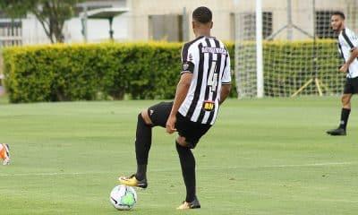 Atlético-MG Fluminense Campeonato Brasileiro Sub-20 ao vivo futebol