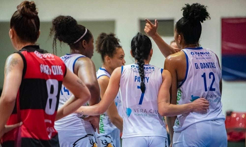 Paulista feminino de basquete Ituano