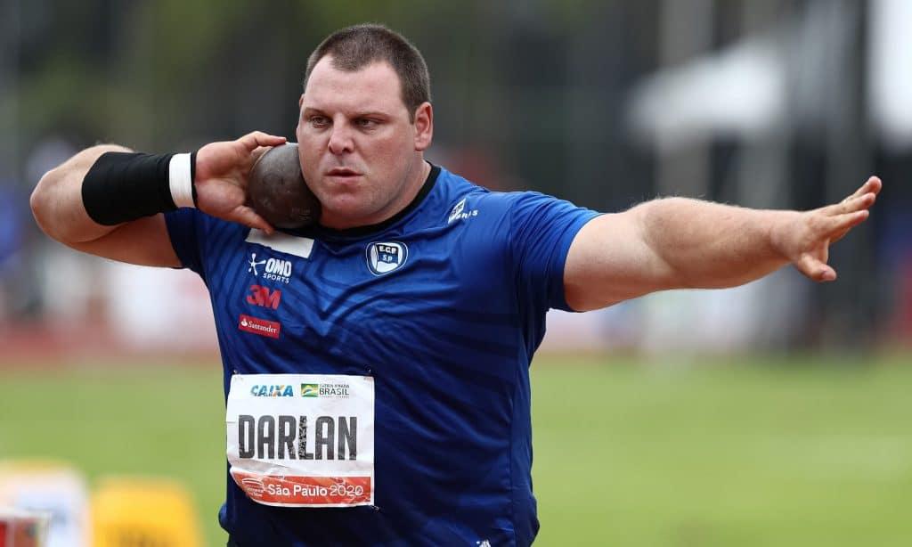Darlan Romani GP Brasil de atletismo 100 m