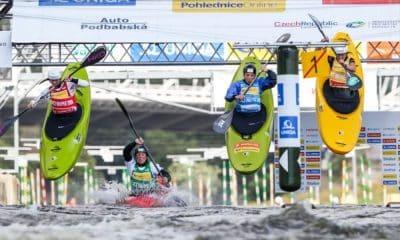canoagem slalom extreme