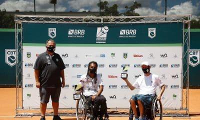 Ymanitu Silva Augusto Fernandes tênis em cadeira de rodas quad Supercopa circuito BRB