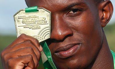 Felipe Bardi Campeonato Brasileiro sub-23 de atletismo 100 m rasos