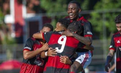 Flamengo Campeonato Brasileiro Sub-20 Corinthians classificados