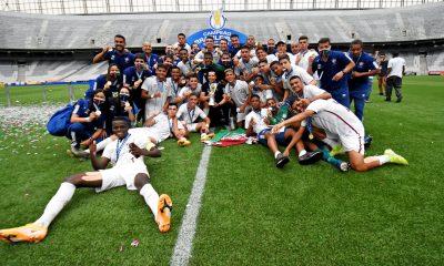 Fluminense campeão Campeonato Brasileiro sub-17 futebol masculino Athlético-PR