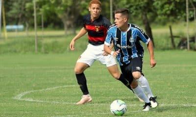 Grêmio x Atlético-GO - Brasileiro Sub-17
