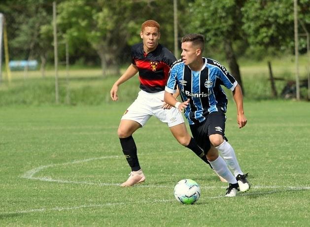 grêmio sport brasileiro sub-20