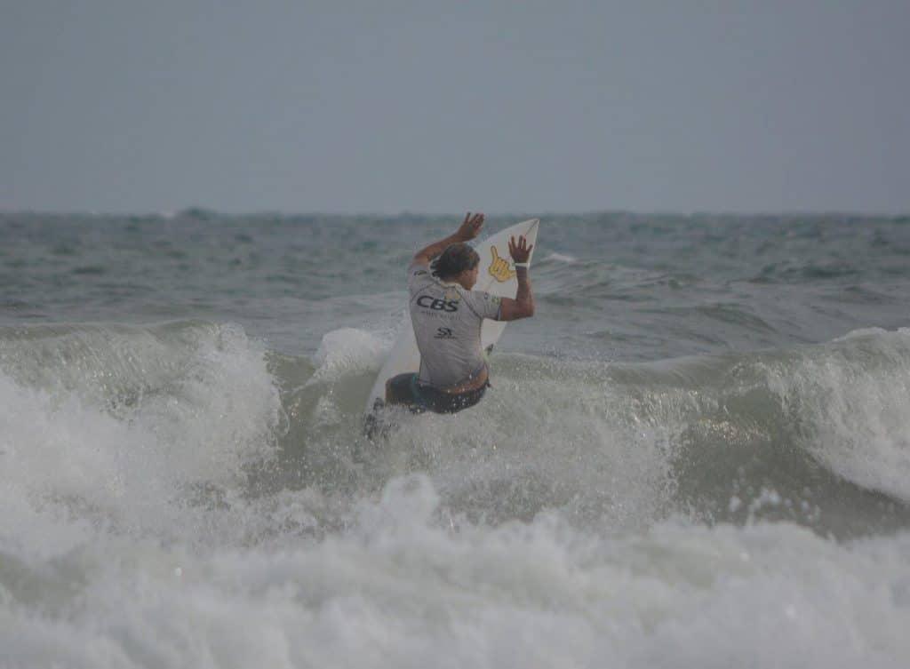 Ian Gouveia campeão brasileiro de surfe CBSurf Pro Tour campeão