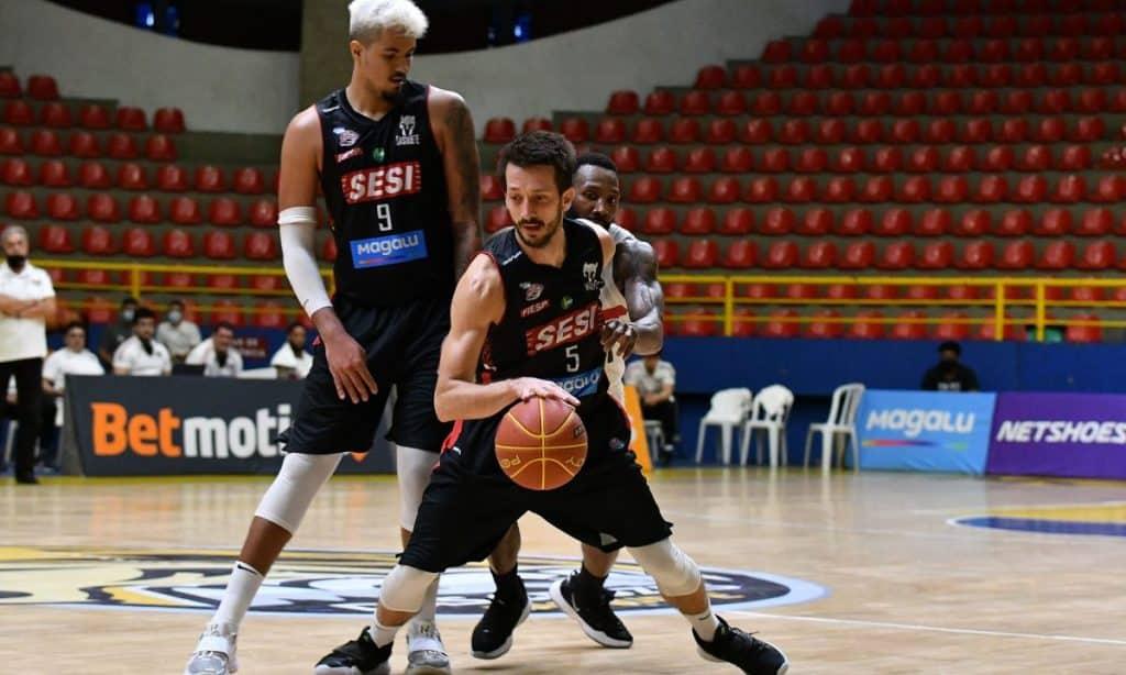 Lucas Dias Elinho Franca recorde NBB basquete masculino