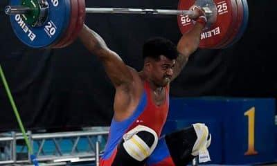 Marco Túlio Gregório seleção brasileira levantamento de peso