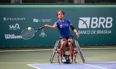 Meirycoll Duval circuito brasileiro tênis em cadeira Brasília