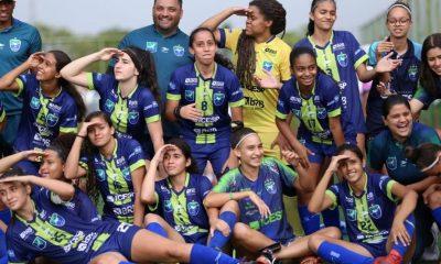 Brasileiro Feminino Sub-16 - Internacional - Minas Brasília - Santos - São Paulo