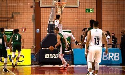 Minas Cerrado Basquete rodada do NBB basquete masculino