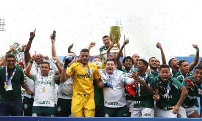 palmeiras corinthians paulista sub-20 campeão