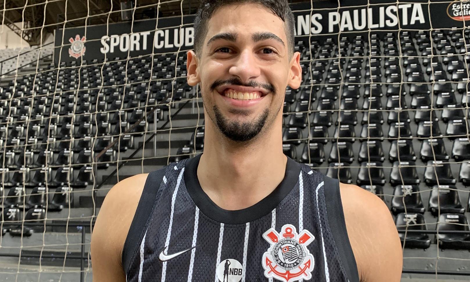 Pedro Nunes Corinthians basquete masculino nbb Flamengo