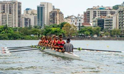 Remo Flamengo Oito Com recorde brasileiro