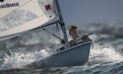 Robert Scheidt classe laser Grande Prix de Portugal Vela