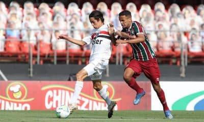São Paulo Fluminense Campeonato Brasileiro Sub-17 ao vivo futebol