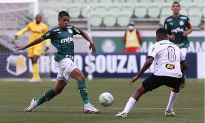 Palmeiras x Atlético-MG - Campeonato Brasileiro Sub-20 2020