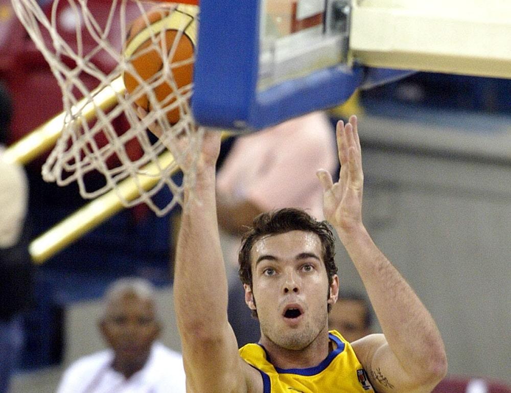 Murilo Becker basquete 3x3