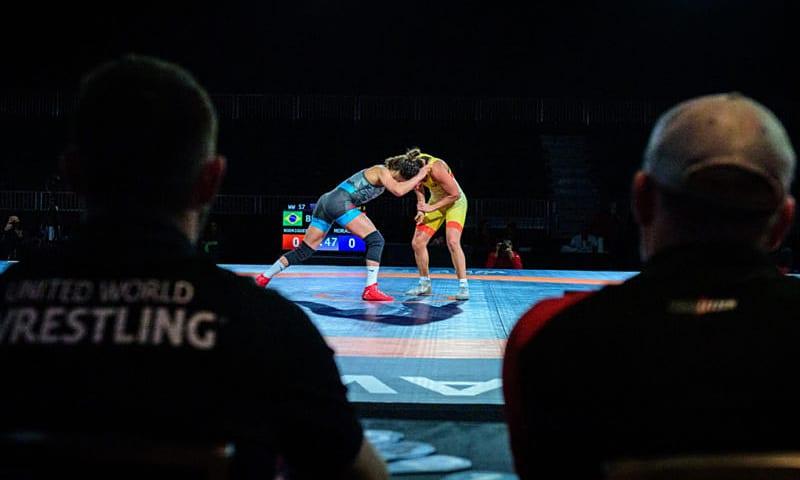 Wrestling seletiva mundial sófia tóquio 2020