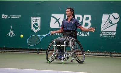 Ymanitu Silva circuito brasileiro tênis em cadeira Brasília