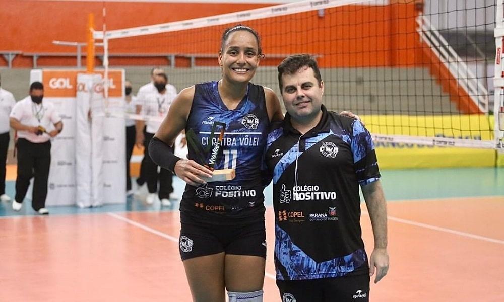 Curitiba Superliga feminina covid Copa Brasil feminina