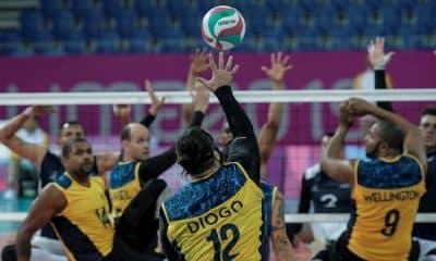 A Seleção masculina de vôlei sentado conquistou a vaga para os Jogos Paralímpicos de Tóquio ao faturar a medalha de ouro no Parapan de Lima em 2019