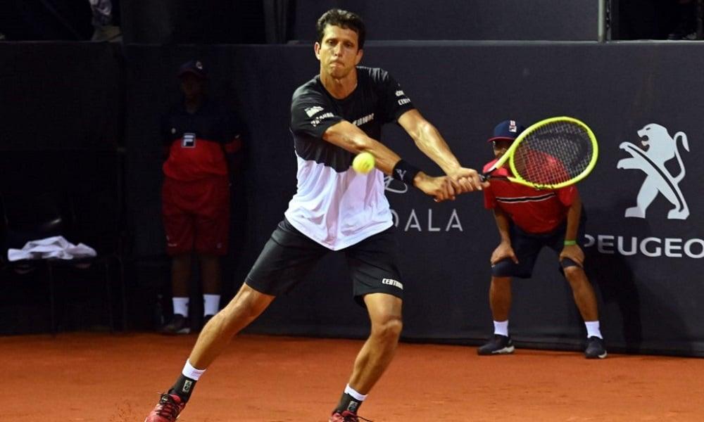 Marcelo Melo volta a jogar no final deste mês, iniciando a temporada tênis