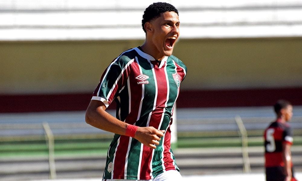Fluminense Flamengo Copa do Brasil sub-17
