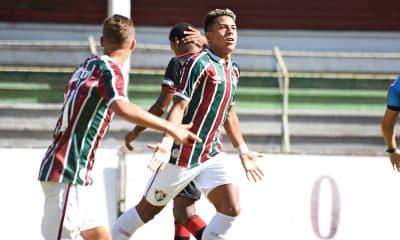 Fluminense x Sport - Brasileiro Sub-17