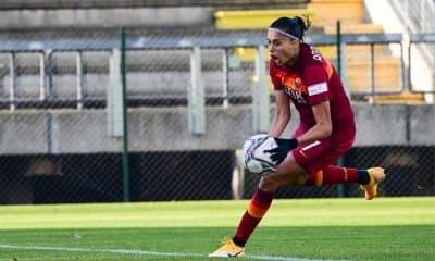 Andressa Alves - Roma - Juventus - Inter de Milão - Maria Alves - Kathellen