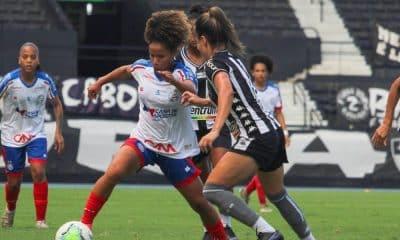 Bahia e Botafogo - Brasileiro Feminino A-2