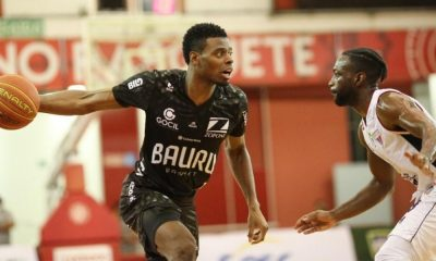 Bauru e Fortaleza - Copa Super 8