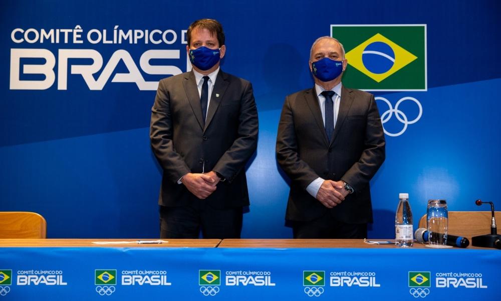 O COB (Comitê Olímpico do Brasil) anunciou nesta quinta-feira (21) um importante reforço para 2021. Desta vez, a novidade é fora das disputas esportivas. A entidade máxima do esporte olímpico do país fechou um acordo de patrocínio a operadora TIM. A empresa de telefonia brasileira firmou contrato até o fim deste ano e contribuirá com a preparação e participação do Time Brasil nos Jogos Olímpicos de Tóquio
