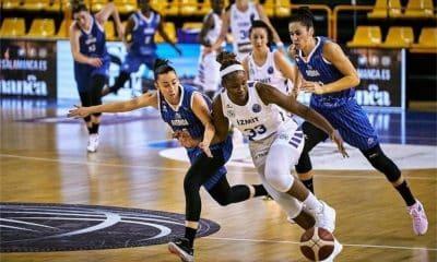 Clarissa Dos Santos - Euroliga - Izmit