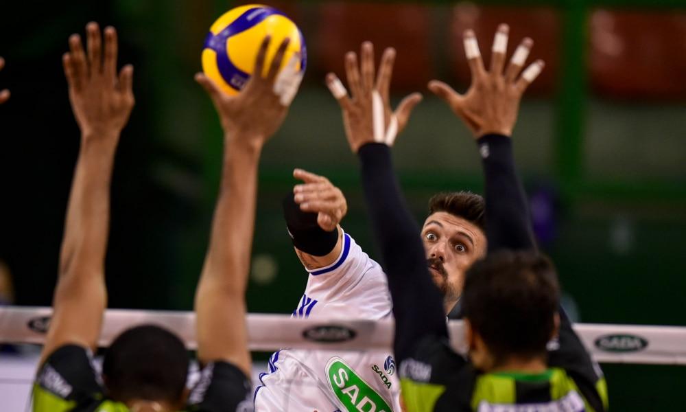 O Cruzeiro eliminou o América nas quartas de final da Copa Brasil (Agência i7/Sada Cruzeiro)