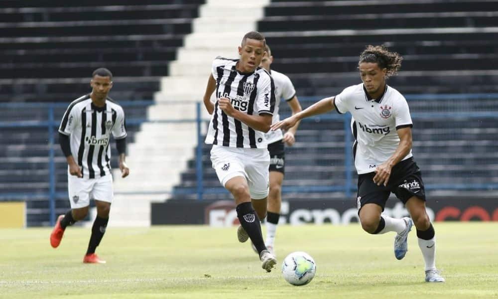 Atlético-MG Corinthians Brasileiro Sub-20