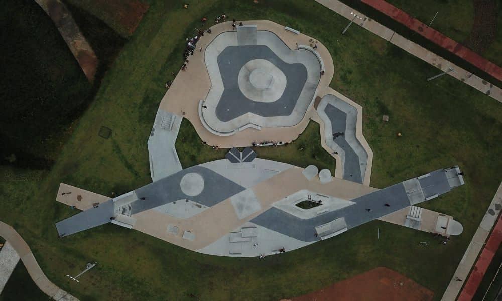 Skate Park Criciúma circuito brasileiro de skate