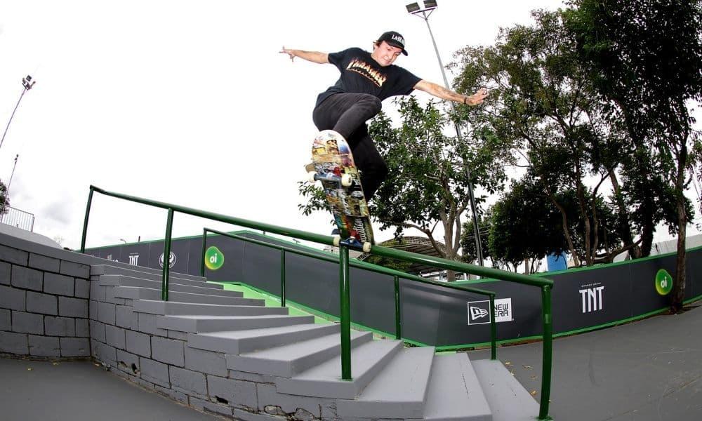 Luiz Neto skate street