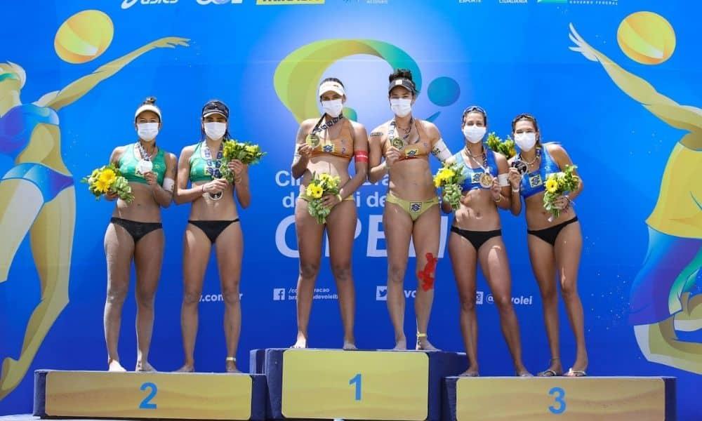 6ª etapa circuito brasileiro de vôlei de praia