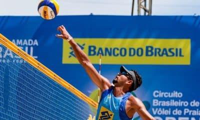 6ª etapa do circuito brasileiro de vôlei de praia